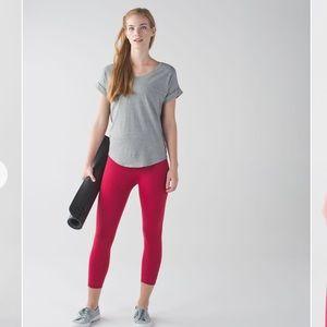 Lululemon Zone in Crop